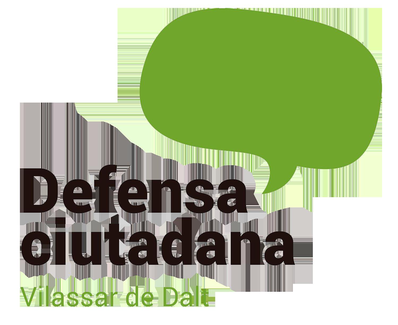 Logo Defensa Ciutadana Vilassar