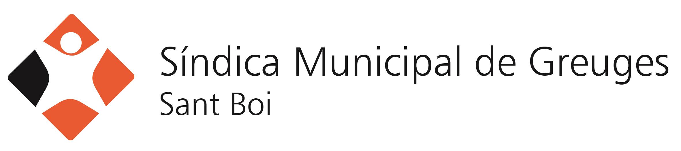 Logo Síndica Sant Boi