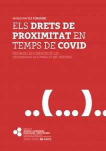 FSD Portada Monografia Desatencions Pandèmia