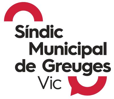 Logo Síndic Vic